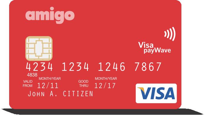 Products services gmcu amigo credit card amigocard reheart Gallery